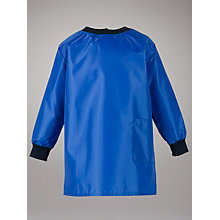 Buy School Paint Smock, Blue Online at johnlewis.com