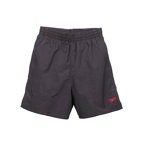 Buy Speedo Boys' Solid Leisure Water Shorts Online at johnlewis.com