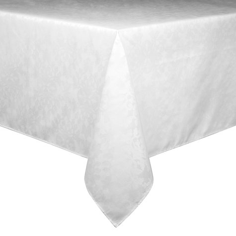 Buy John Lewis Regency Damask Tablecloths Online at johnlewis.com