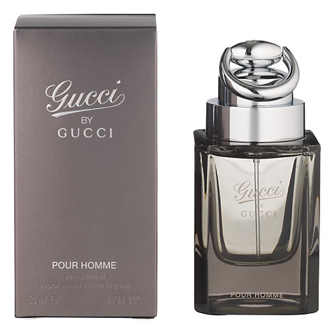 Buy Gucci by Gucci Pour Homme Eau de Toilette Online at johnlewis.com