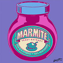 Buy Marmite, Pink Online at johnlewis.com