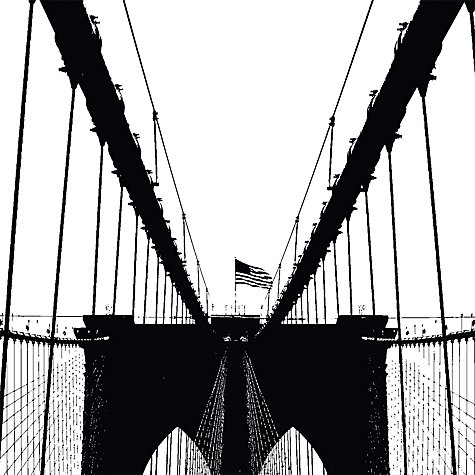 Buy Brooklyn Bridge Online at johnlewis.com