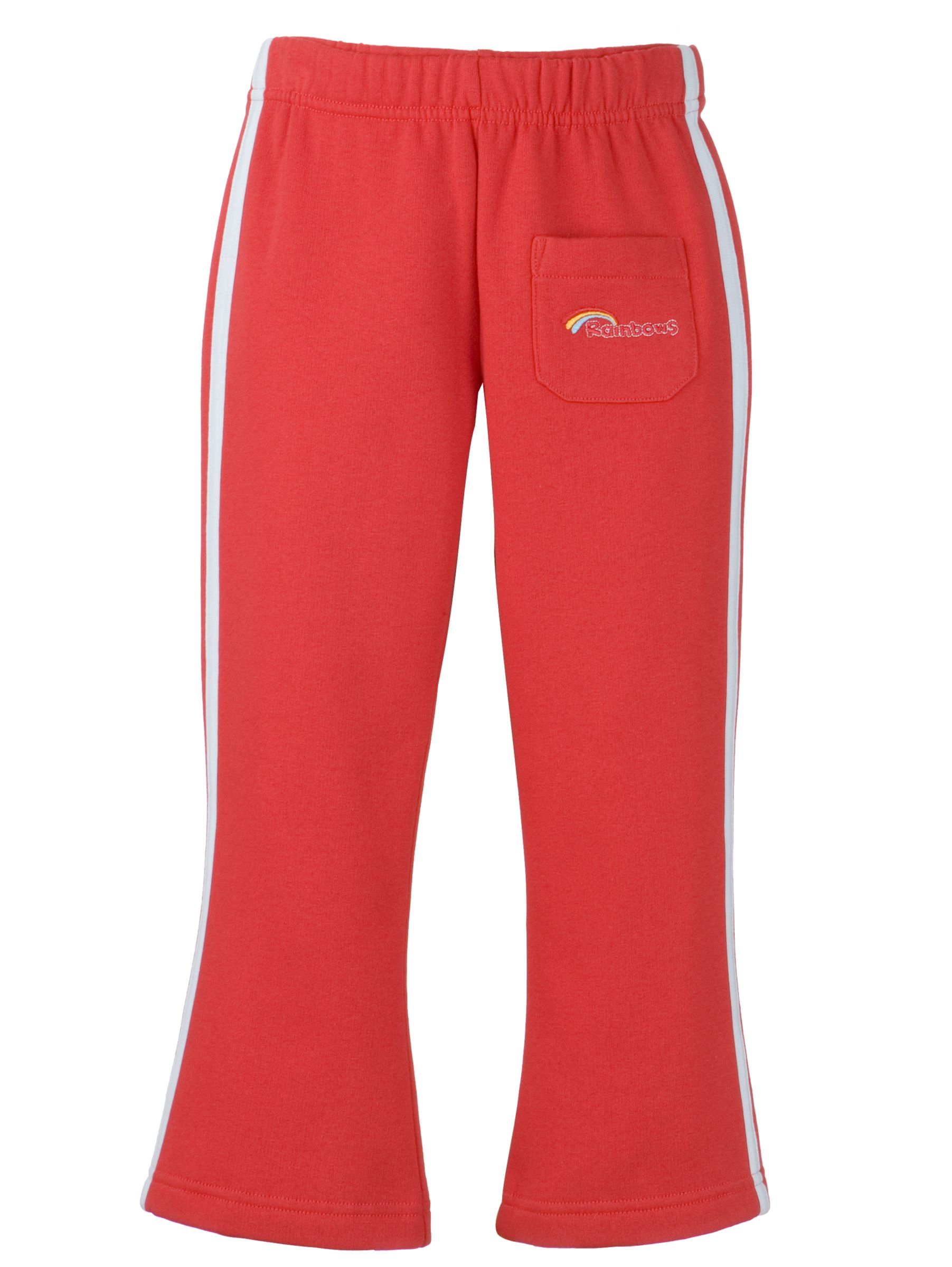 Rainbows Rainbows Uniform Jogging Trousers, Red