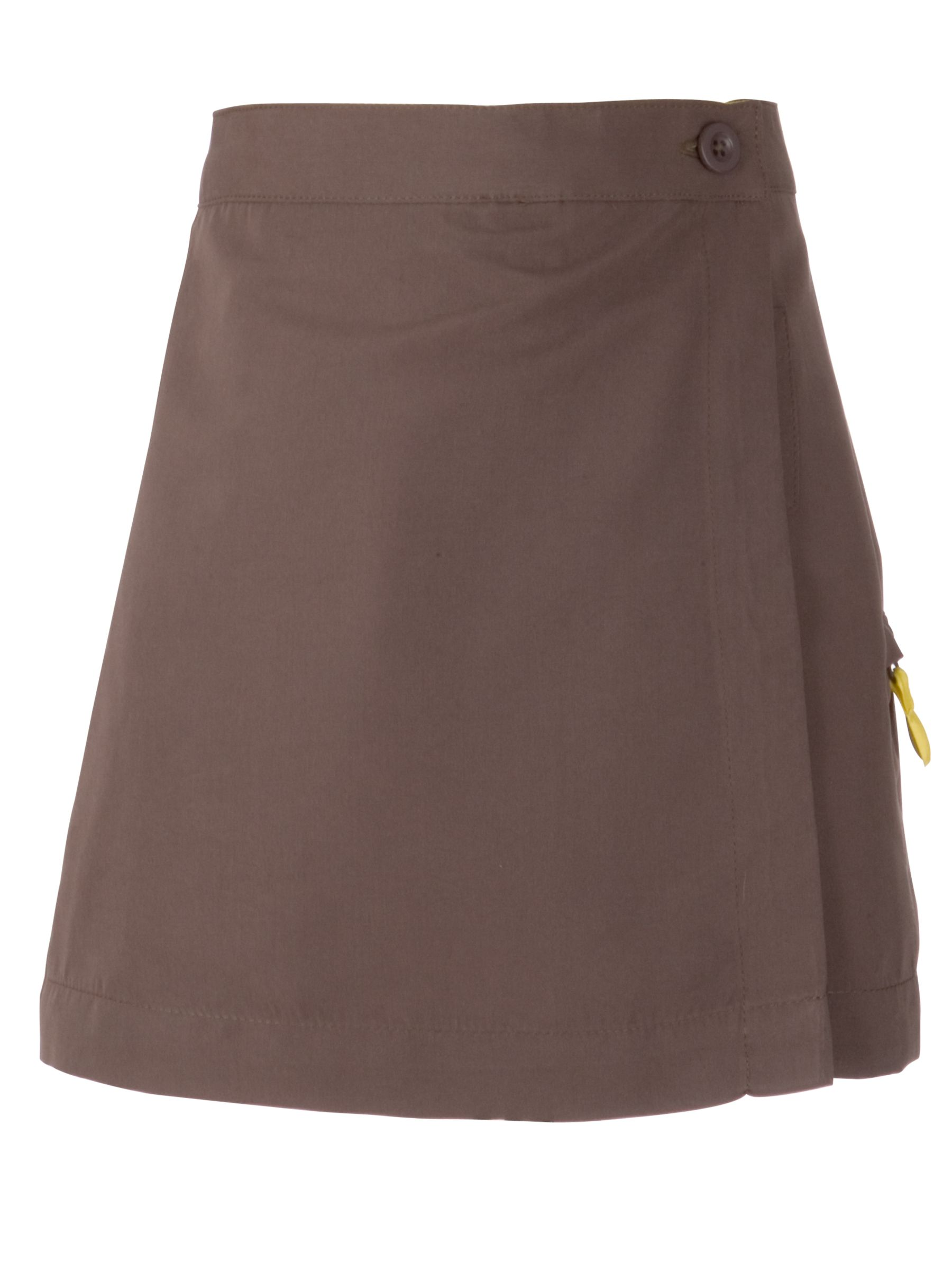 Brownies Brownies Uniform Skort, Brown