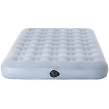 Buy AeroBed Super Mattress Range , Light Grey Online at johnlewis.com