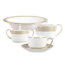 Vera Wang for Wedgwood Gilded Weave Tableware