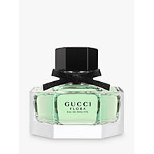 Buy Gucci Flora by Gucci Eau de Toilette, 50ml Online at johnlewis.com