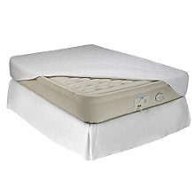 Buy AeroBed Ultra Divan, Beige, Double Online at johnlewis.com