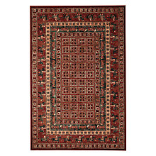 Buy Royal Heritage Pazyrk Rug, Red, L300 x W200cm Online at johnlewis.com