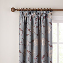 Buy John Lewis Juliana Lined Pencil Pleat Curtains Online at johnlewis.com