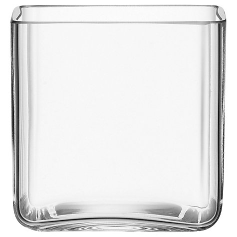 Buy LSA International Cube Vases Online at johnlewis.com