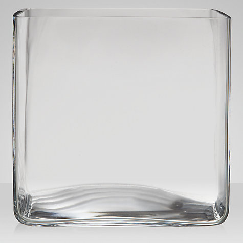 Buy LSA Cube Vases Online at johnlewis.com