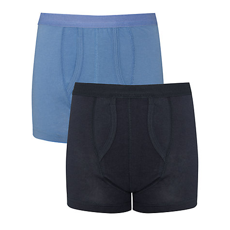 Buy John Lewis Boy Trunks, Pack of 2 Online at johnlewis.com