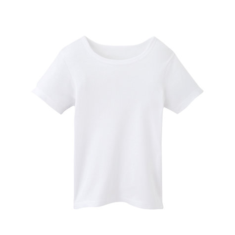 Buy John Lewis Boy T-Shirt Vests, Pack of 3, White Online at johnlewis.com