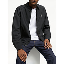 Buy Polo Ralph Lauren Bi-Swing Microfibre Jacket Online at johnlewis.com