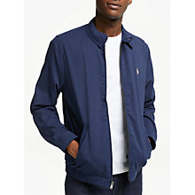 Buy Polo Ralph Lauren Bi-Swing Water-Repellent Windbreaker Jacket Online at johnlewis.com