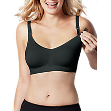 Buy Bravado Seamless Nursing Bra, Indigo Blue Online at johnlewis.com