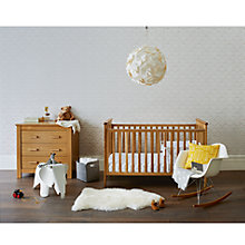 Buy John Lewis Lasko Nursery Furniture Range, Oak Online at johnlewis.com