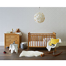 John Lewis Lasko Nursery Furniture Range, Oak