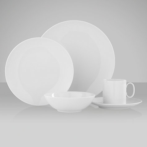 Buy Rosenthal Thomas Medaillon White Tableware Online at johnlewis.com