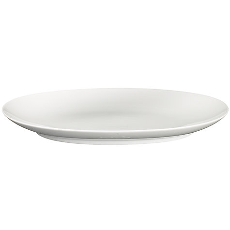 Buy Thomas Medaillon White Collection, Oval Dish Online at johnlewis.com