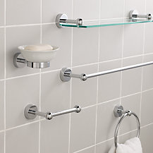 John Lewis New Classic Bathroom Fitting Range
