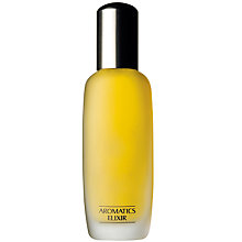 Buy Clinique Aromatics Elixir Perfume Spray Online at johnlewis.com