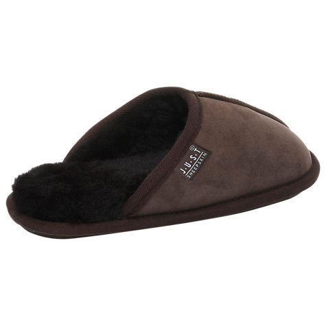 Buy Just Sheepskin Donmar Slippers Online at johnlewis.com