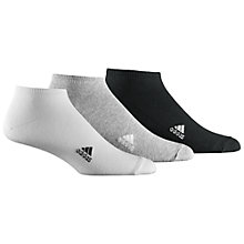 Buy Adidas Trainer Socks Online at johnlewis.com