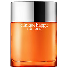 Buy Clinique Happy For Men Cologne Spray Online at johnlewis.com