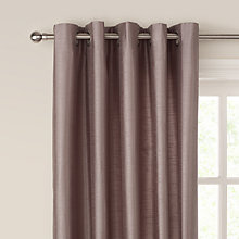 Buy John Lewis Grace Eyelet Curtains, Pale Kingfisher Online at johnlewis.com