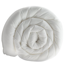 Buy John Lewis Value Recycled Polyester Hollowfibre Duvet, 10.5 Tog Online at johnlewis.com