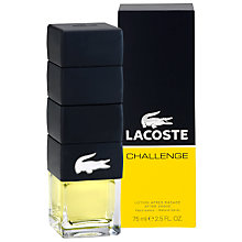 Buy Lacoste Challenge Eau de Toilette Online at johnlewis.com