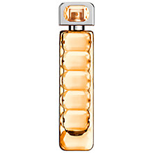 Buy HUGO BOSS BOSS Orange Woman Eau de Toilette Online at johnlewis.com