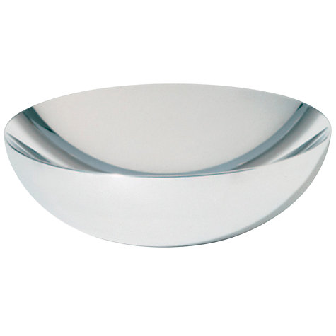 Buy Alessi Double Wall Bowl, Mirror Finish, DUL02/32, Dia.32cm Online at johnlewis.com