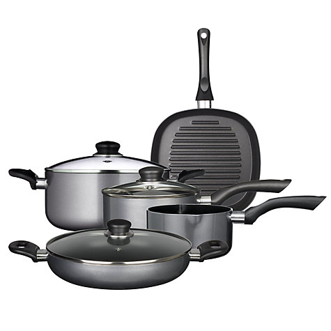 Buy John Lewis The Basics Cookware Online at johnlewis.com