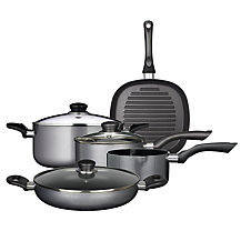 John Lewis The Basics Cookware