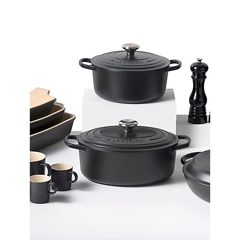 Buy Le Creuset Saucepans Online at johnlewis.com