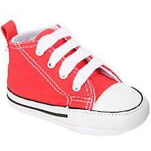 Buy Converse Chuck Taylor First Star Trainers Online at johnlewis.com