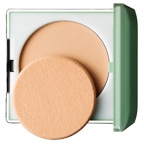 Buy Clinique Stay-Matte Sheer Pressed Powder Oil-Free, 7.6g Online at johnlewis.com
