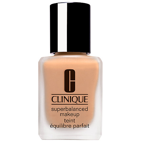 Buy Clinique Superbalanced Makeup Foundation - Dry Combination to Oily Combination Skin Types, 30ml Online at johnlewis.com