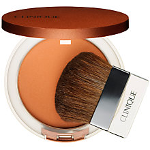 Buy Clinique True Bronze Pressed Powder Bronzer Online at johnlewis.com