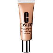 Buy Clinique Supermoisture Makeup Foundation - Dry to Dry Combination Skin Types, 30ml Online at johnlewis.com