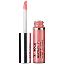 Buy Clinique Full Potential Lips Plump and Shine Online at johnlewis.com