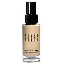Buy Bobbi Brown Skin Foundation SPF 15, 30ml Online at johnlewis.com