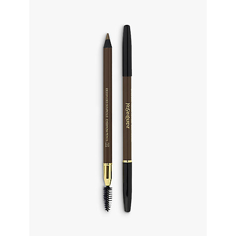 Buy Yves Saint Laurent Dessin des Sourcils Eyebrow Pencil Online at johnlewis.com