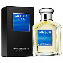 Buy Aramis Life Eau de Toilette Online at johnlewis.com