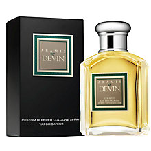 Buy Aramis Devin Country Eau de Cologne Online at johnlewis.com