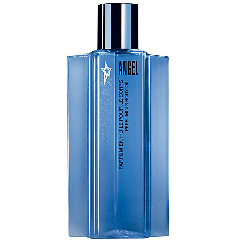 Buy Mugler Angel Perfuming Body Oil, 200ml Online at johnlewis.com