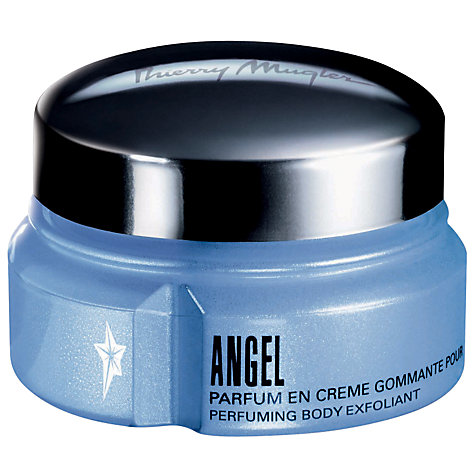 Buy Mugler Angel Perfuming Exfoliant Cream Online at johnlewis.com